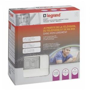Boitier de communication Grade 3 Package Legrand 093046